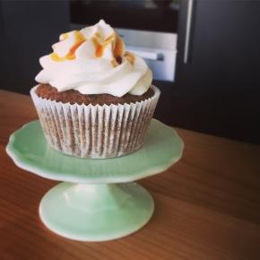 Der Pumpkin Spice LatteCupcake.